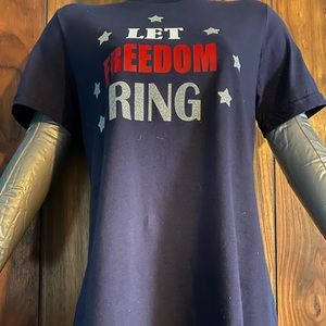 Women's Let Freedom Ring Tee